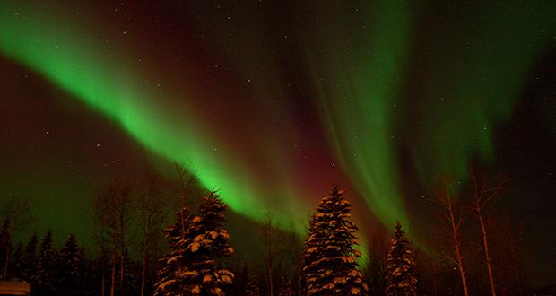 The devastating beauty of the North. Photo by Melanie Hackett