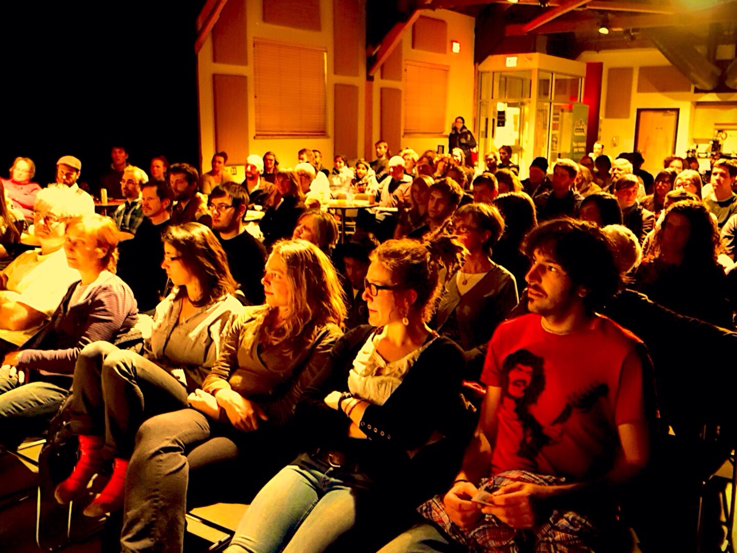 YFS's Yukon 48 short movies entertain everyone