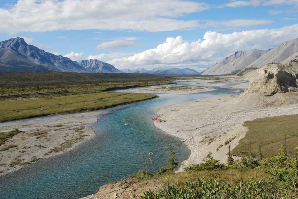 The Peel River