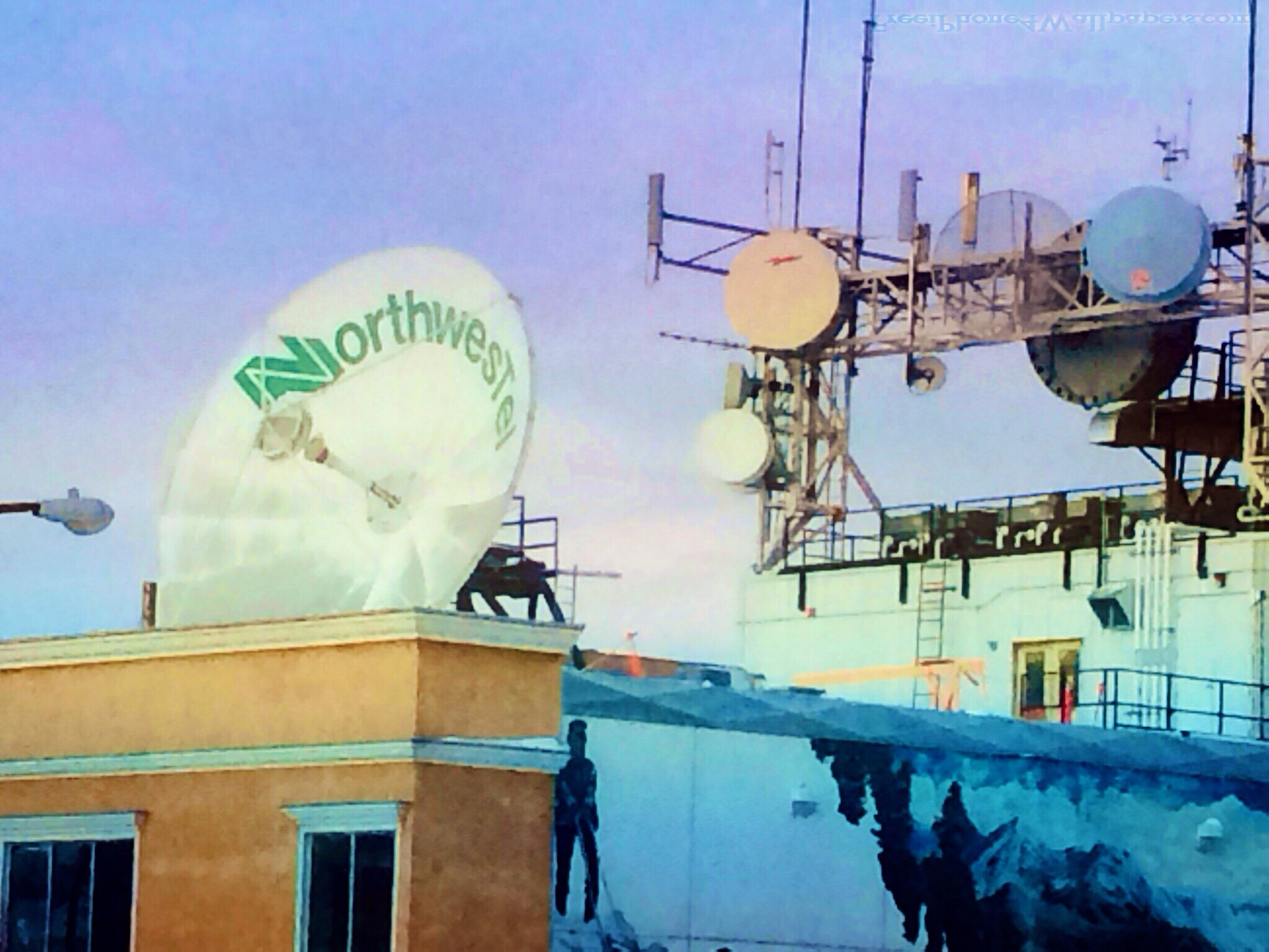 NorthwesTel extends 4G coverage in Dawson City