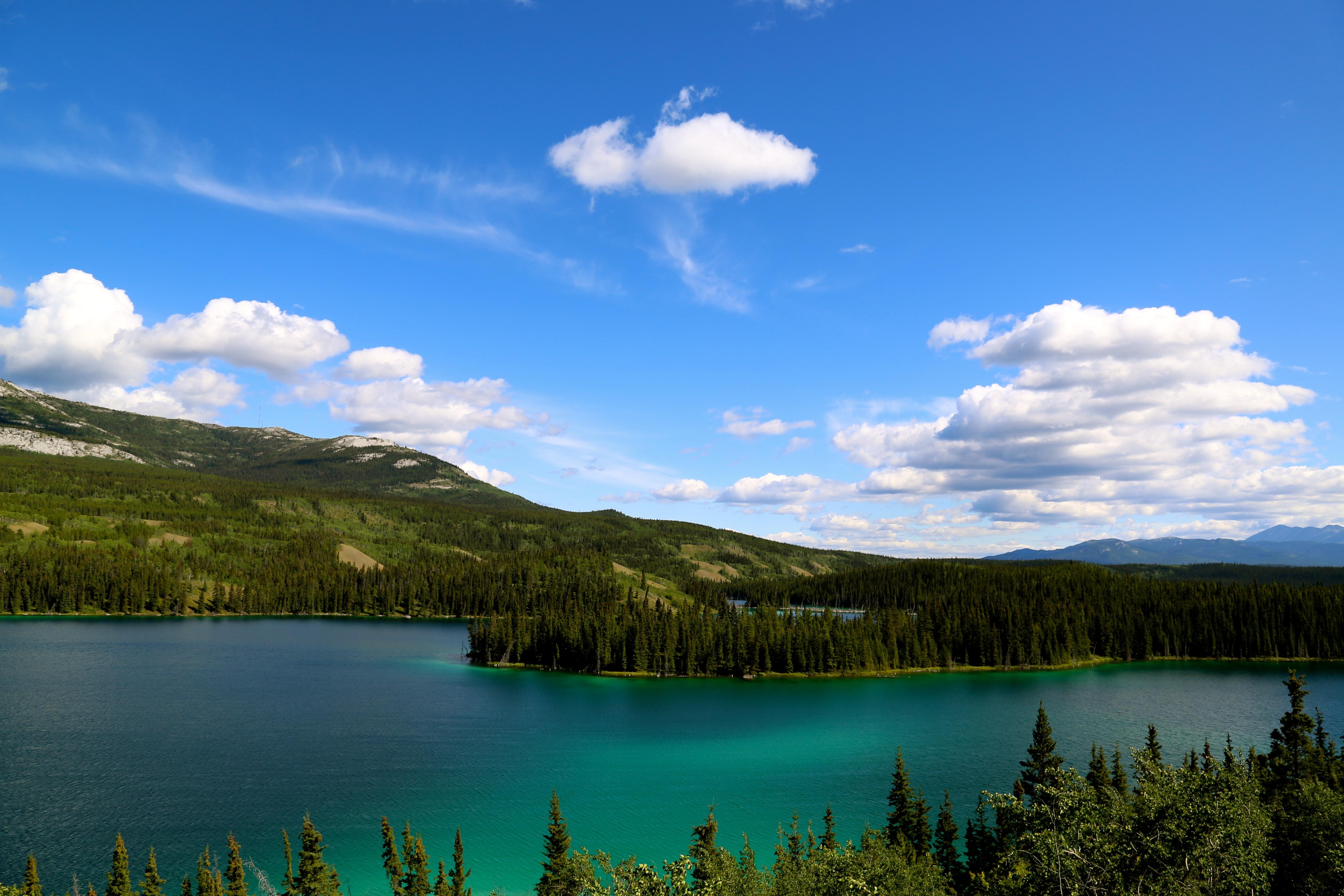 Chadden Lake, Whitehorse, Yukon | Photo: Gurdeep Pandher